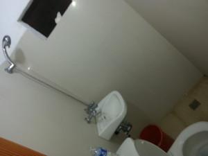 Nepa hut shower